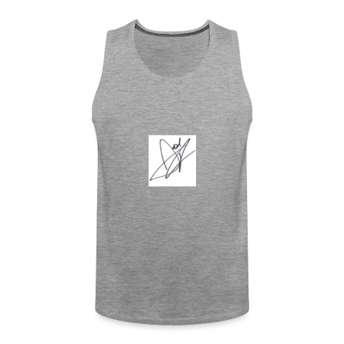Tshirt - Men's Premium Tank Top