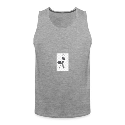 YouTube merche 2018 - Mannen Premium tank top