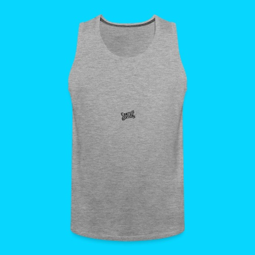 Limited_Edition - Männer Premium Tank Top
