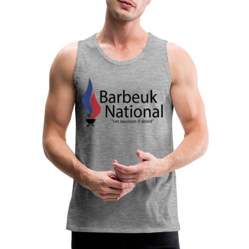 BARBEUK NATIONAL - Débardeur Premium Homme