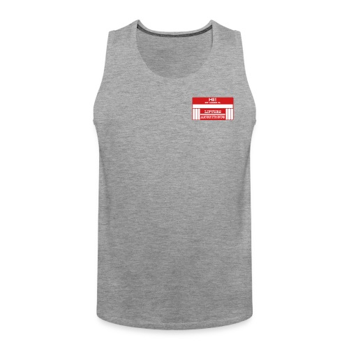 Lifters Anonymous - Men's Premium Tank Top