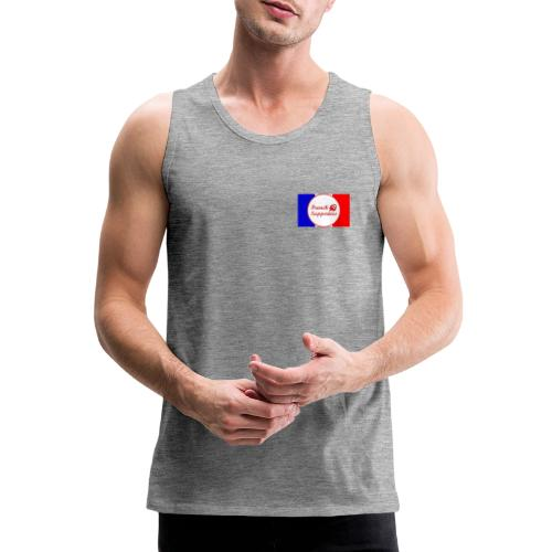 French supporters - Débardeur Premium Homme