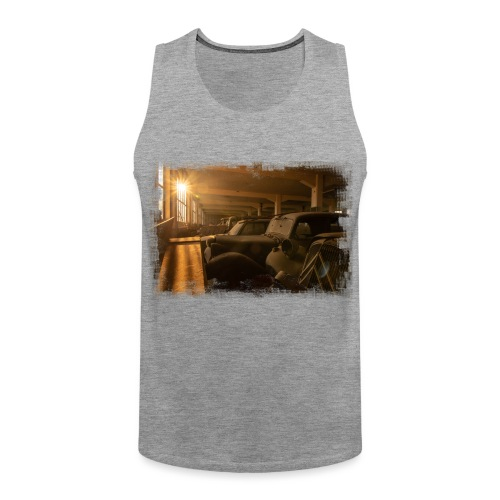 Olditimer Sunset - Männer Premium Tank Top