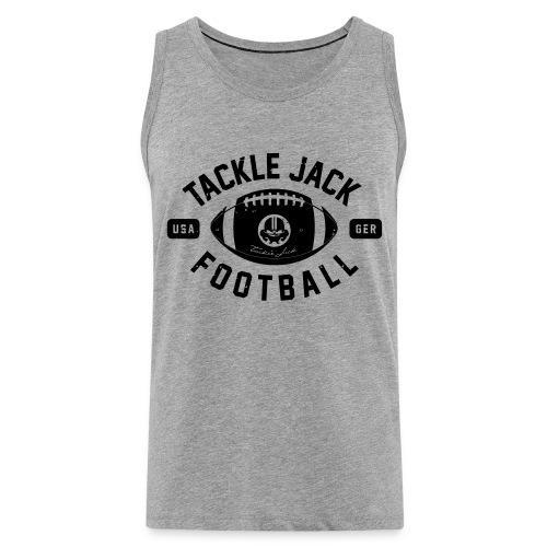 TJ HIGH SCHOOL BLACK - Männer Premium Tank Top