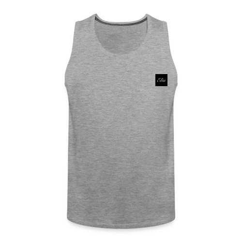 ELIA (Black and white) - Männer Premium Tank Top