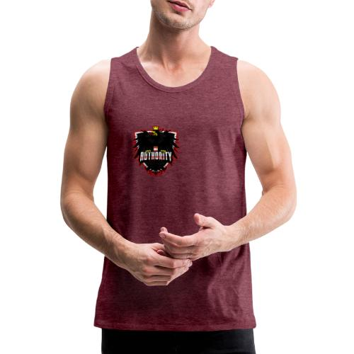 AUThority Gaming red - Männer Premium Tank Top