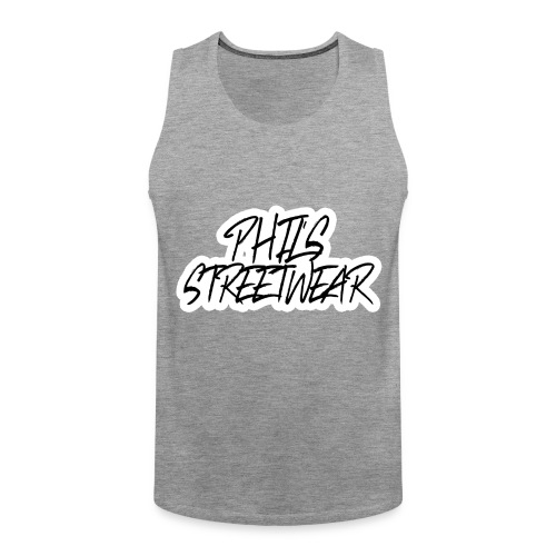 Street Tag - Männer Premium Tank Top