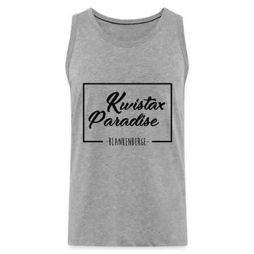 Cuistax Paradise - Débardeur Premium Homme