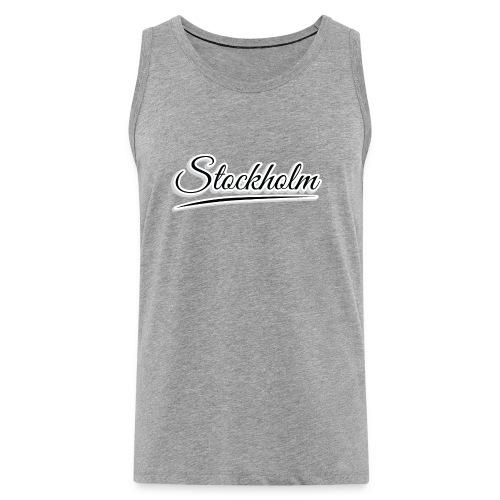 stockholm - Men's Premium Tank Top