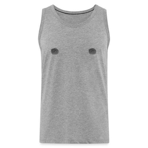 NIPPLES Merchandise - Men's Premium Tank Top