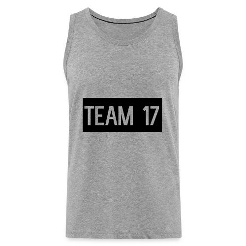 Team17 - Men's Premium Tank Top