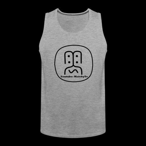 MaickyTv Merch - Männer Premium Tank Top