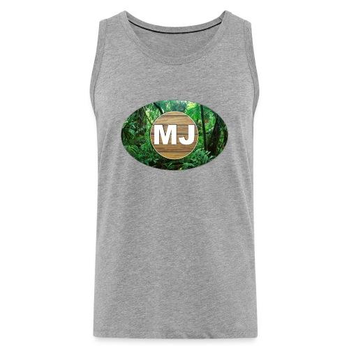 MrJuls Logo - Männer Premium Tank Top