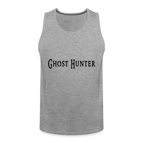 Ghost Hunter - Männer Premium Tank Top