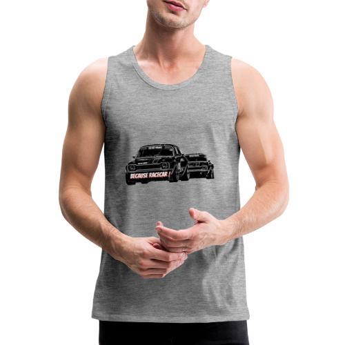 Racecar - Débardeur Premium Homme