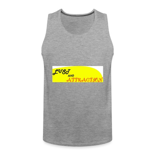 lust ans attraction - Men's Premium Tank Top
