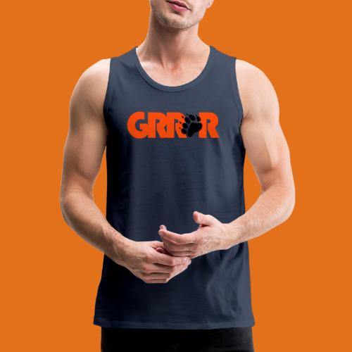 grrr2011 - Men's Premium Tank Top