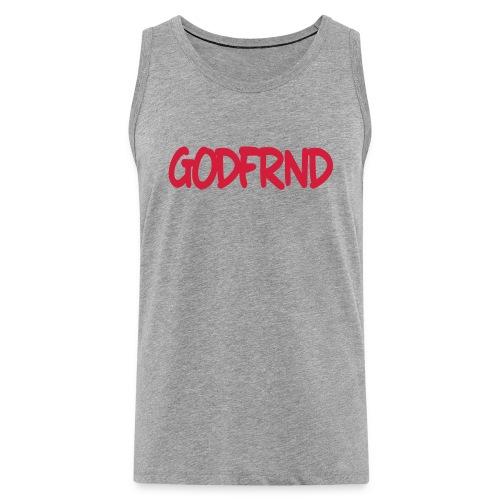 GODFRND - Men's Premium Tank Top
