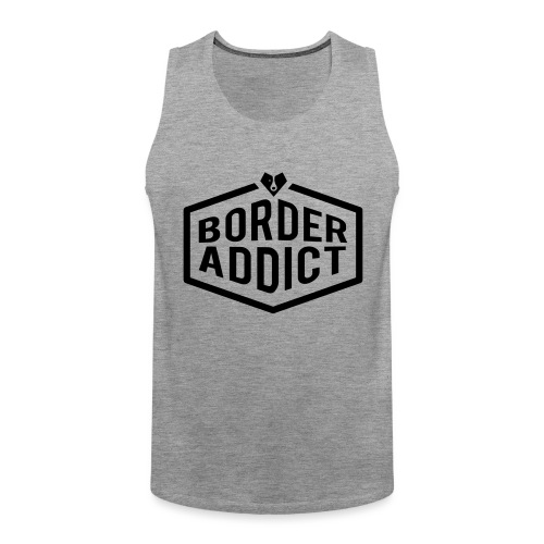 Border Addict - Débardeur Premium Homme