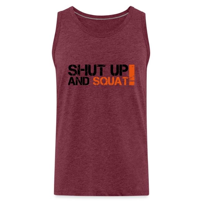 Shut Up And Squat