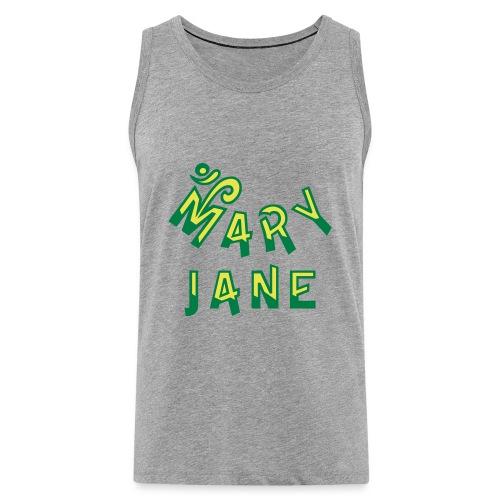 Mary Jane - Men's Premium Tank Top