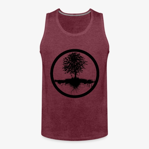 circletree - Men's Premium Tank Top