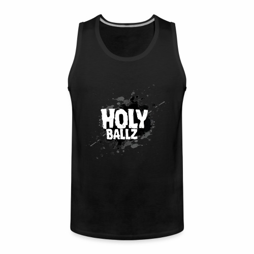 Holy Ballz - Men's Premium Tank Top