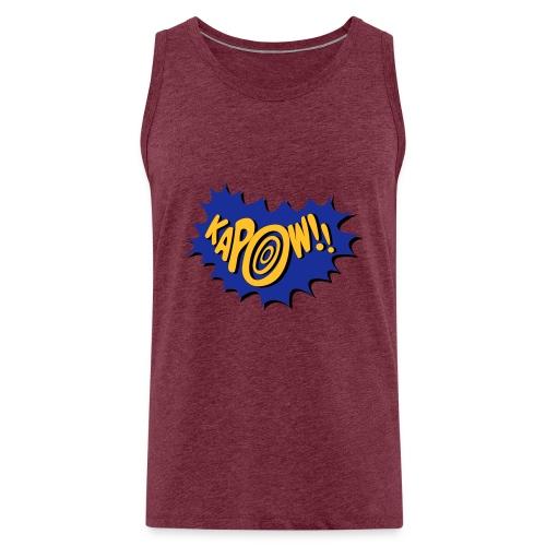 kapow - Men's Premium Tank Top