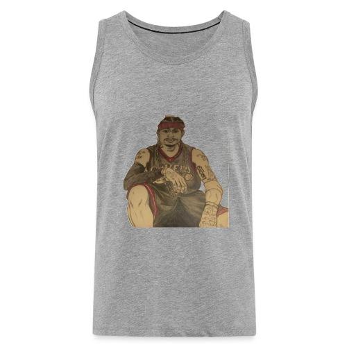 jugador - Tank top premium hombre