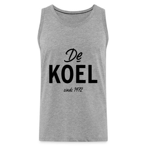De Koel - Männer Premium Tank Top