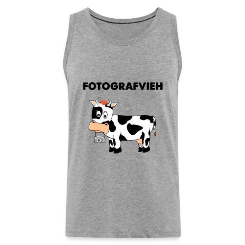 Fotografvieh - Männer Premium Tank Top