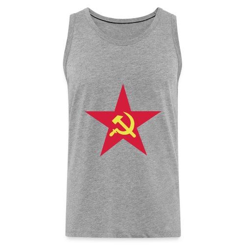 Russenstern - Männer Premium Tank Top