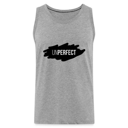 UNPERFECT LOGO 2 - Männer Premium Tank Top