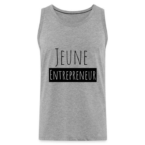 Jeune Entrepreneur - Débardeur Premium Homme