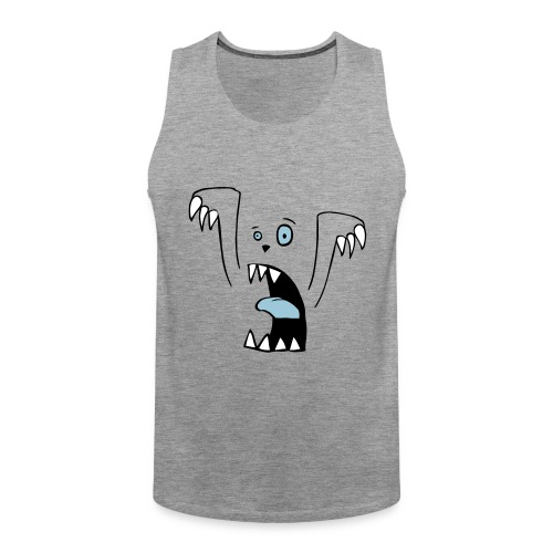 Scary - Mannen Premium tank top