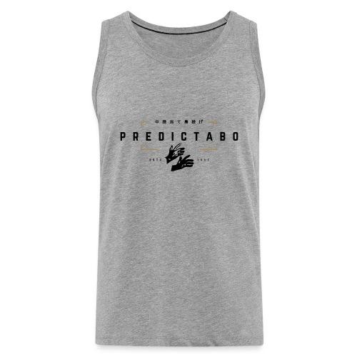 Predictabo - Débardeur Premium Homme
