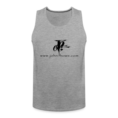 shirt logourl 2005 - Men's Premium Tank Top