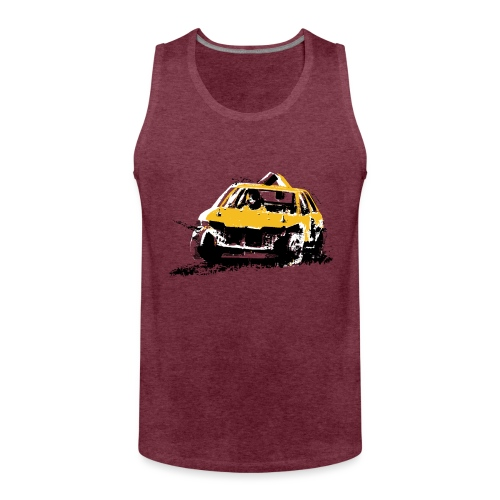 StockCar - Men's Premium Tank Top