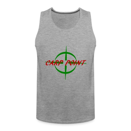 Carp Point - Männer Premium Tank Top