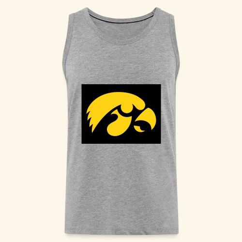 YellowHawk shirt - Mannen Premium tank top