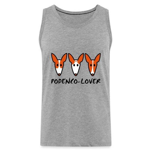 Podenco-Lover - Männer Premium Tank Top
