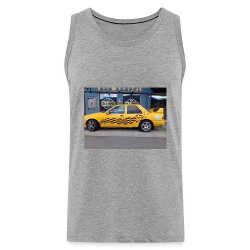 Napapiirin sankarit auto - Miesten premium hihaton paita