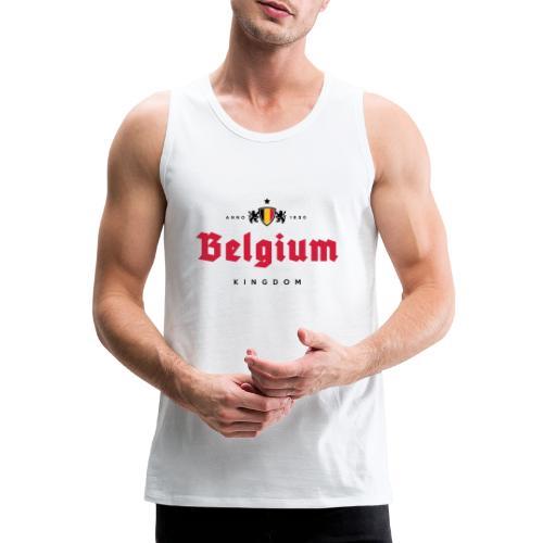 Bierre Belgique - Belgium - Belgie - Débardeur Premium Homme