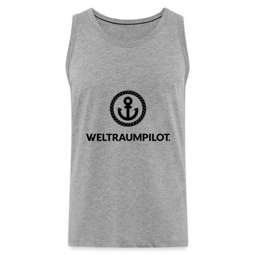weltraumpilot - Männer Premium Tank Top