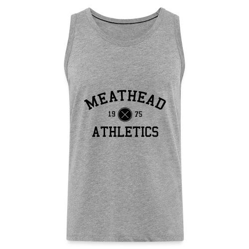 Meathead Athletics T-paita - Miesten premium hihaton paita