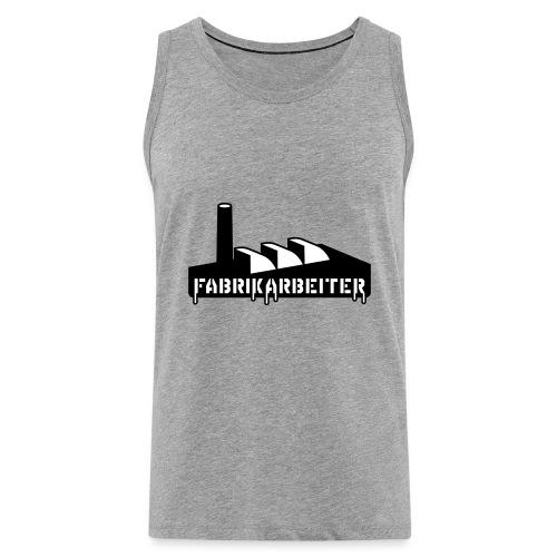 Fabrikarbeiter - Männer Premium Tank Top