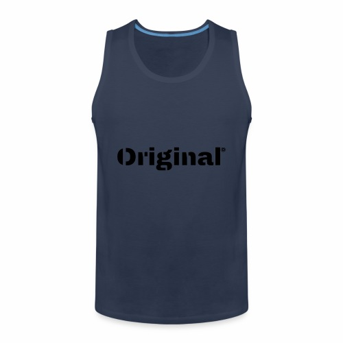 Original, by 4everDanu - Männer Premium Tank Top