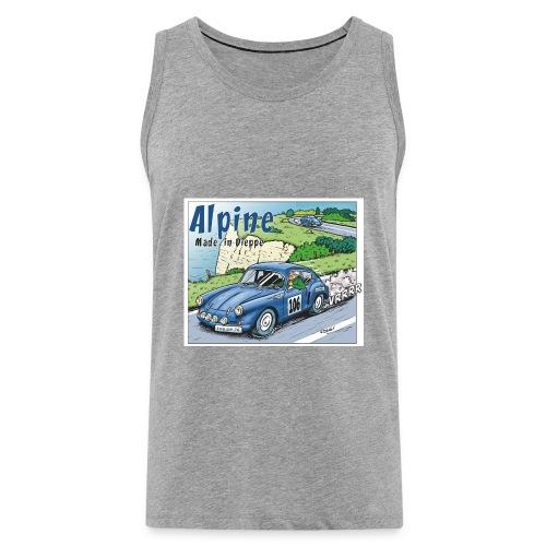 Polete en Alpine 106 - Débardeur Premium Homme