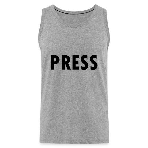 press - Männer Premium Tank Top