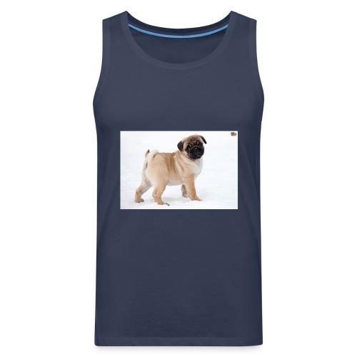 walker family pug merch - Men's Premium Tank Top